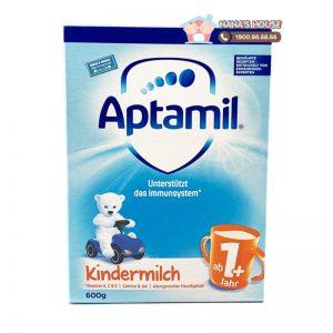 Sữa Aptamil Đức 1+ 600g (Từ 1-2 tuổi)