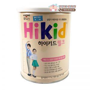 Sữa Hikid dê Hàn Quốc - 700g (Từ 1-9 tuổi)