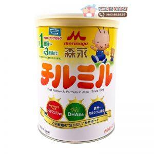 Sữa Morinaga Nhật Bản số 9 - 820g (Từ 1-3 tuổi)
