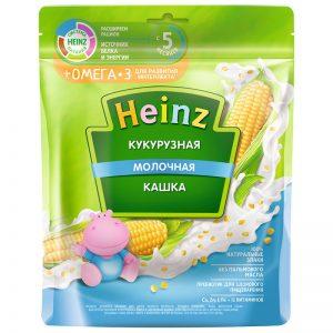Bột Heinz Nga vị ngô, sữa - 200g (5m+)