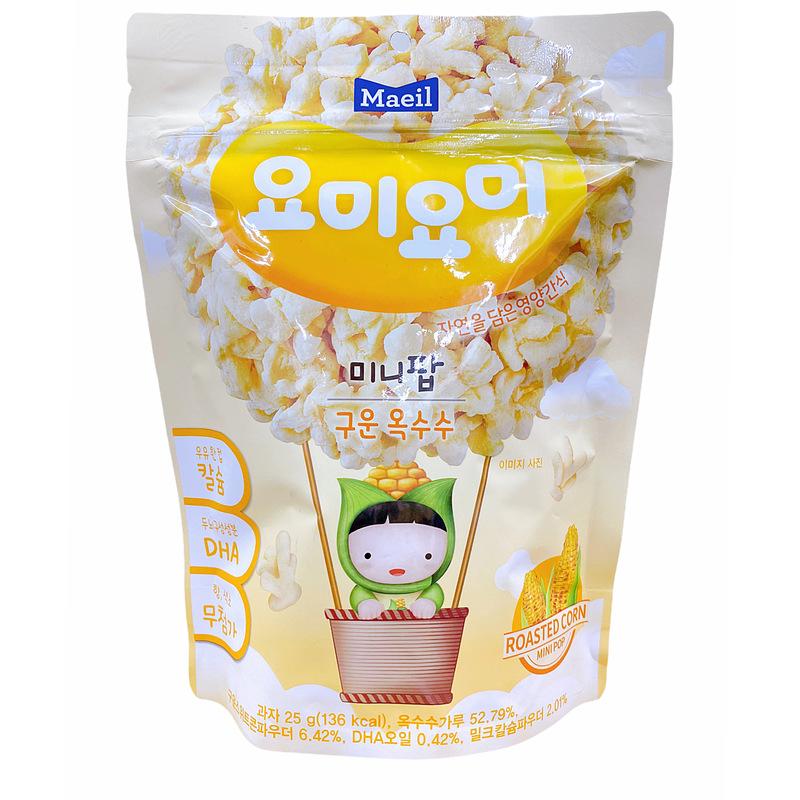Bánh bỏng Maeil Hàn vị bắp nướng - 25g (8m+)
