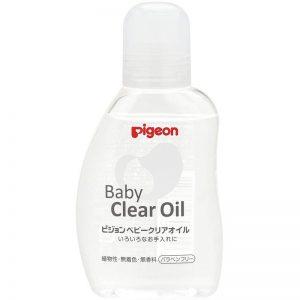 Dầu massage Pigeon Nhật - 80ml (0m+)