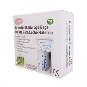 Túi trữ sữa Unimom Hàn Quốc - 210ml (30 chiếc)