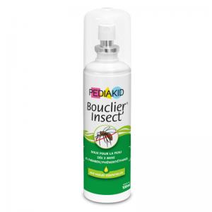 Xịt chống muỗi và côn trùng Pediakid Pháp - 100ml (3m+)