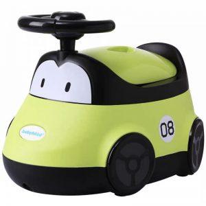 Bô ô tô Babyhood màu Xanh lá