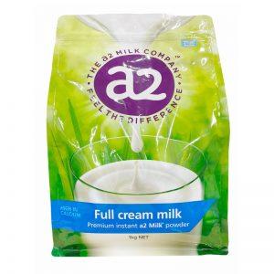Sữa tươi nguyên kem A2 Úc (bột) - 1kg (12m+)