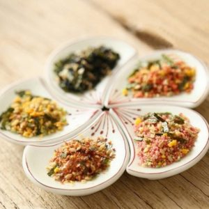 Gia vị rắc cơm Miznco Hàn Quốc Vị hải sản 5gx4 gói (10m+)
