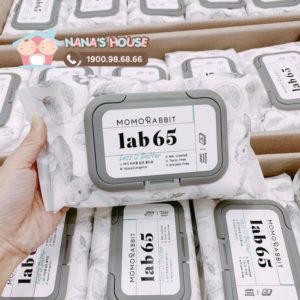 Khăn ướt momo rabbit Hàn Quốc - 20 tờ